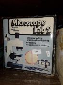 A childs microscope