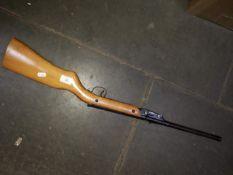 A Milbro Mod 16 .177 air rifle