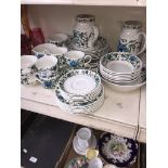 Midwinter teware approx. 45 pieces