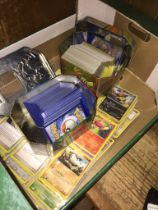 A collection of approx 500 Pokemon cards - As found, no returns.