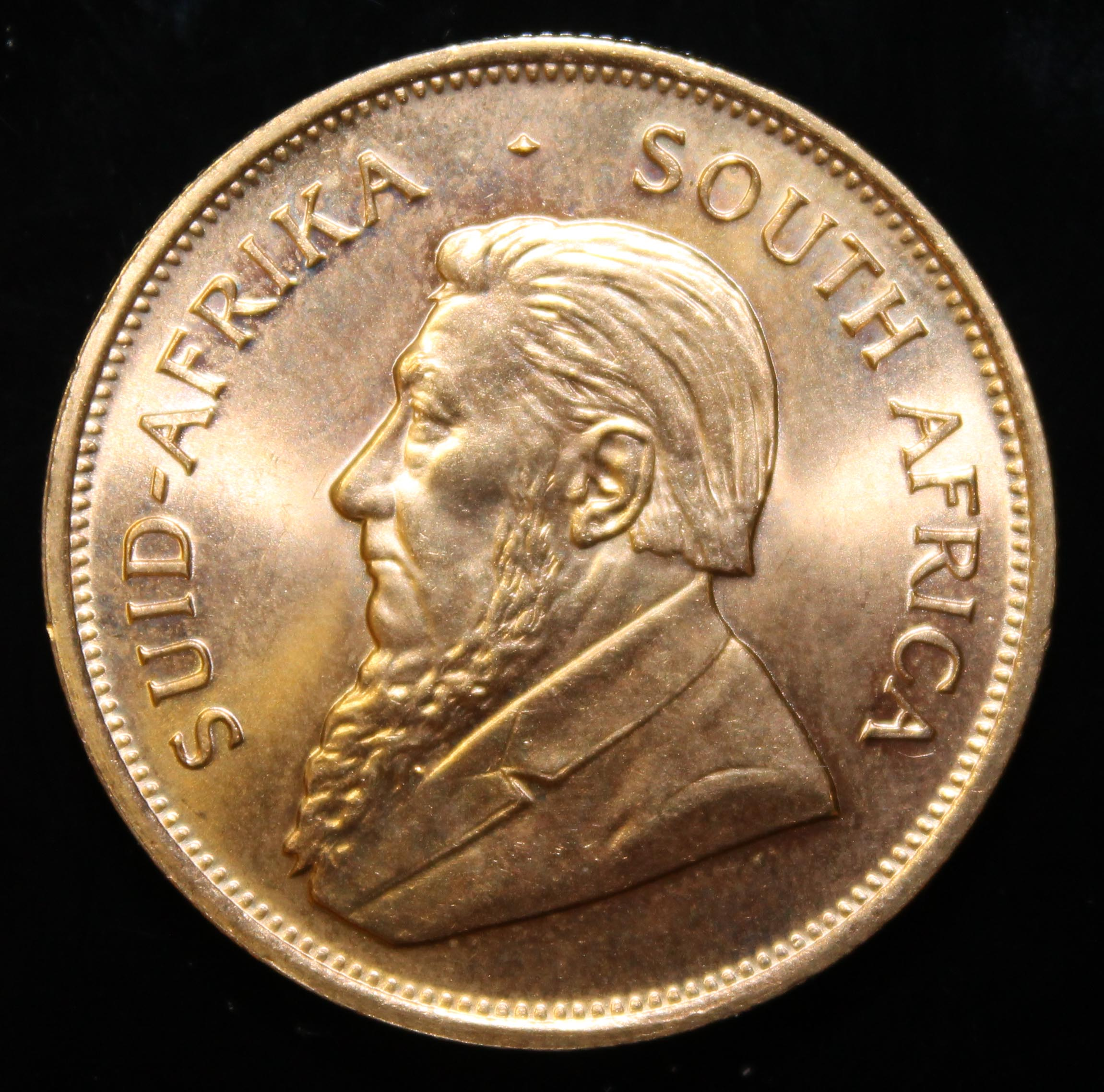 South Africa, 1983 Krugerrand, 1 oz. fine gold (91.67%) ONLY 10% BUYER'S PREMIUM (INCLUSIVE OF