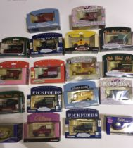 18 boxed Corgi model vehicles