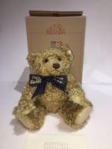 A Steiff Club Limited edition boxed bear - Centenary Teddy Bear, blond, 44cm