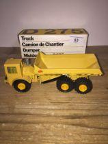 DJB D275 articulated dump truck model in box