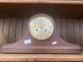 A 1920s mantle clock - R.L. Prince Preston.