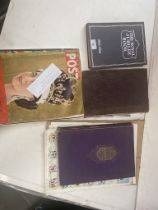 A collection of books and magazines including Picture Post, Illustrated London News etc.