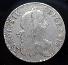 Charles II (1660-1685), crown, 1671, tertio.