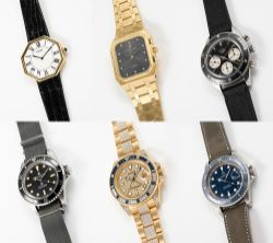 Modern, Vintage & Military Timepieces