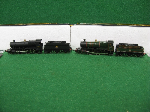 Two 1980's Mainline OO 43XX 2-6-0 tender locomotives No. 5328 in early BR black and No. 4358 in - Image 3 of 4