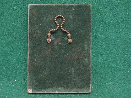Rhondda & Swansea Bay Railway Incorporated 1882 original small hanging three dimensional wall plaque - Image 2 of 3