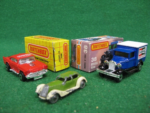 Quantity of boxed model vehicles from Matchbox, Corgi, Lledo, Zyimex and Majorette together with - Image 2 of 2