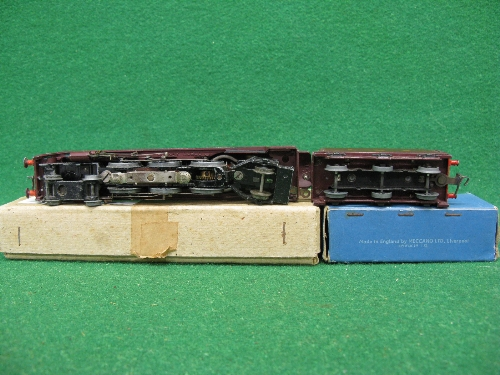 Hornby Dublo EDL2 3 Rail locomotive and tender No. 6231 Duchess Of Atholl in plain LMS maroon ( - Image 3 of 3