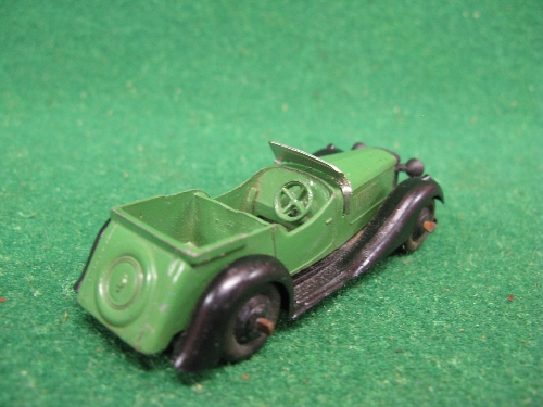 Late 1940's Dinky 36F British Salmson four seat sports car (no driver version) Please note - Image 2 of 2