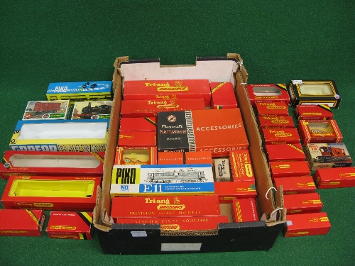 Quantity of EMPTY 00/HO scale model railway boxed for Hornby, Triang, Airfix, Rico, Dapol, Playcraft - Image 2 of 2
