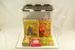 Boxed Pedigree The Champions Anna and Happytime riding outfit, appearing complete, plus 30 x