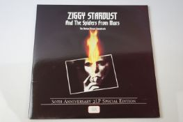 Vinyl - David Bowie Ziggy Stardust Motion Picture Soundtrack (EMI 07243 5 41979 18) 2 LP limited