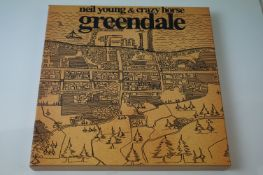 Vinyl - Neil Young & Crazy Horse Greendale Box Set (Vapor 1001/486992) 3 LP's plus 7 inch and