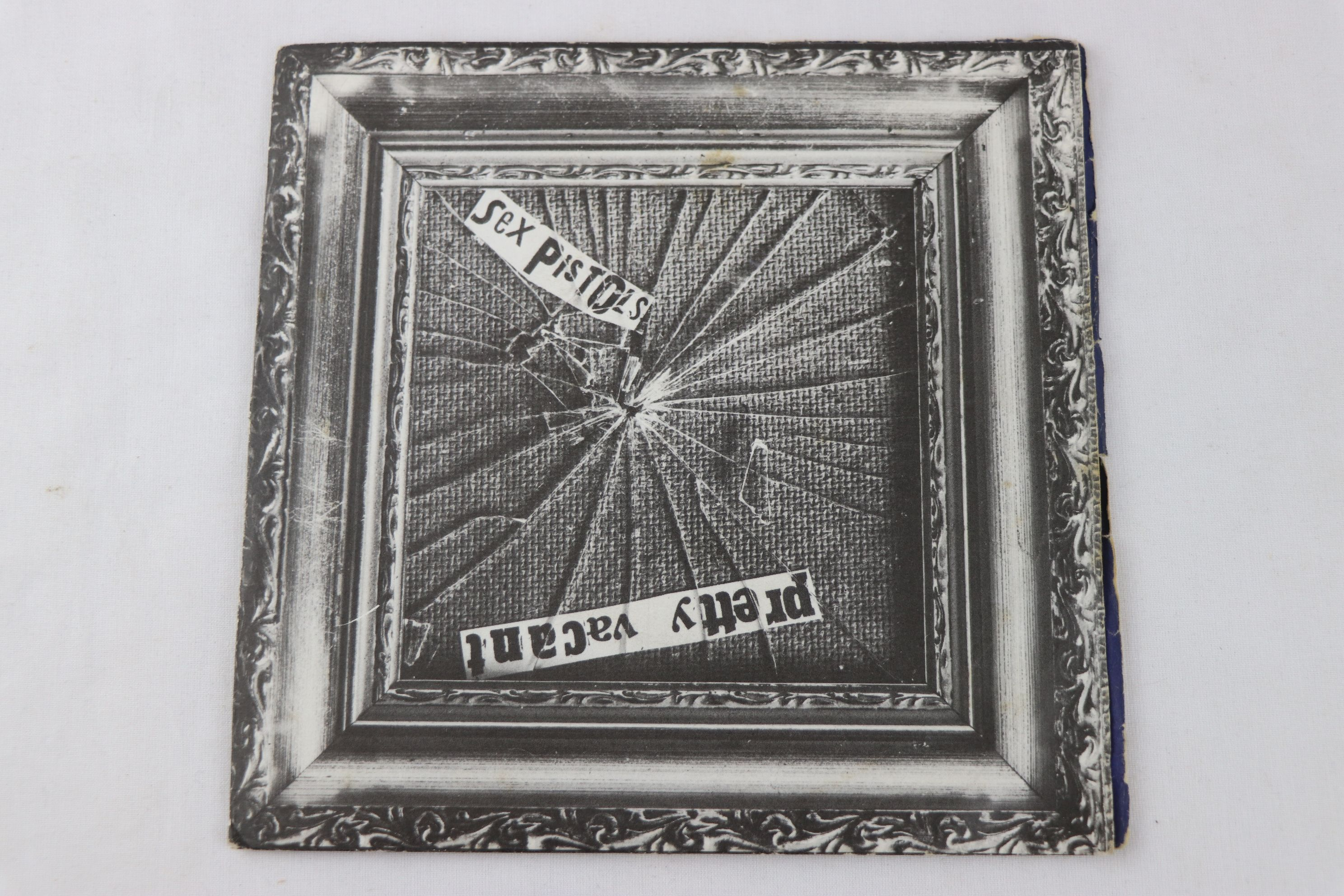 PUNK - SEX PISTOLS - PACK OF 7 ORIGINAL PRESSING SINGLES. 1. GOD SAVE THE QUEEN, 1977 VIRGIN RECORDS - Image 7 of 8
