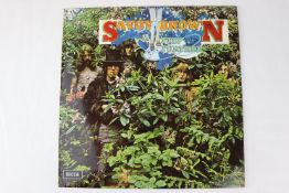 Vinyl - Savoy Brown A Step Further (Decca SKL 5013) boxed Decca blue label. Sleeve & Vinyl VG+