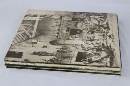 Vinyl - Jethro Tull 7 LP's to include Minstrel In The Gallery 1975, Songs From The Wood, This Was (