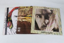 Vinyl - Roy Harper 3 LP's to include Born In Captivity (AWL 1001), Flat Baroque And Berserk (SHVL
