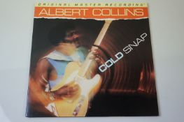 Vinyl - Albert Collins Cold Snap (MFSL 1-226) Original Master Recording Series, gatefold sleeve.