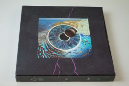 Vinyl - Pink Floyd Pulse (EMI 7243 8 32700) 4 LP Box Set with book. Box, outer sleeves, inners, book