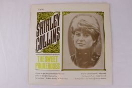 Vinyl - Shirley Collins The Sweet Primeroses (Topic 127170) Blue Topic label but likely later