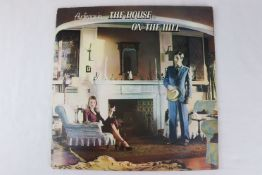 Vinyl - Audience The House On The Hill (CAS 1032) Charisma pink scroll label, lyric inner.