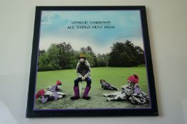Vinyl - George Harrison All Things Must Pass (GnOM Records 7243 5 3047412) 3 LP box set (2001
