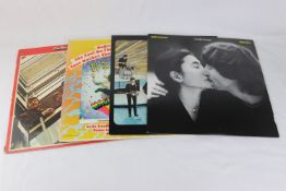 Vinyl - The Beatles & Related 4 LP's to include 62-66, Magical Mystery Tour (Capitol 2835 detached