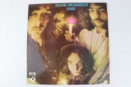 Vinyl - Edgar Broughton Band Wasa Wasa (SHVL 757) no EMI on label or Sold In UK, Harvest advertising
