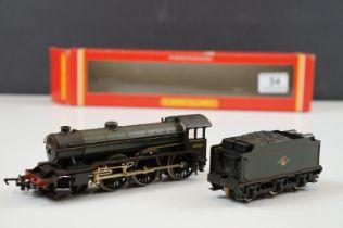 Boxed Hornby OO gauge R133 BR 4-6-0 Locomotive Class B17/4 Everton Football Club