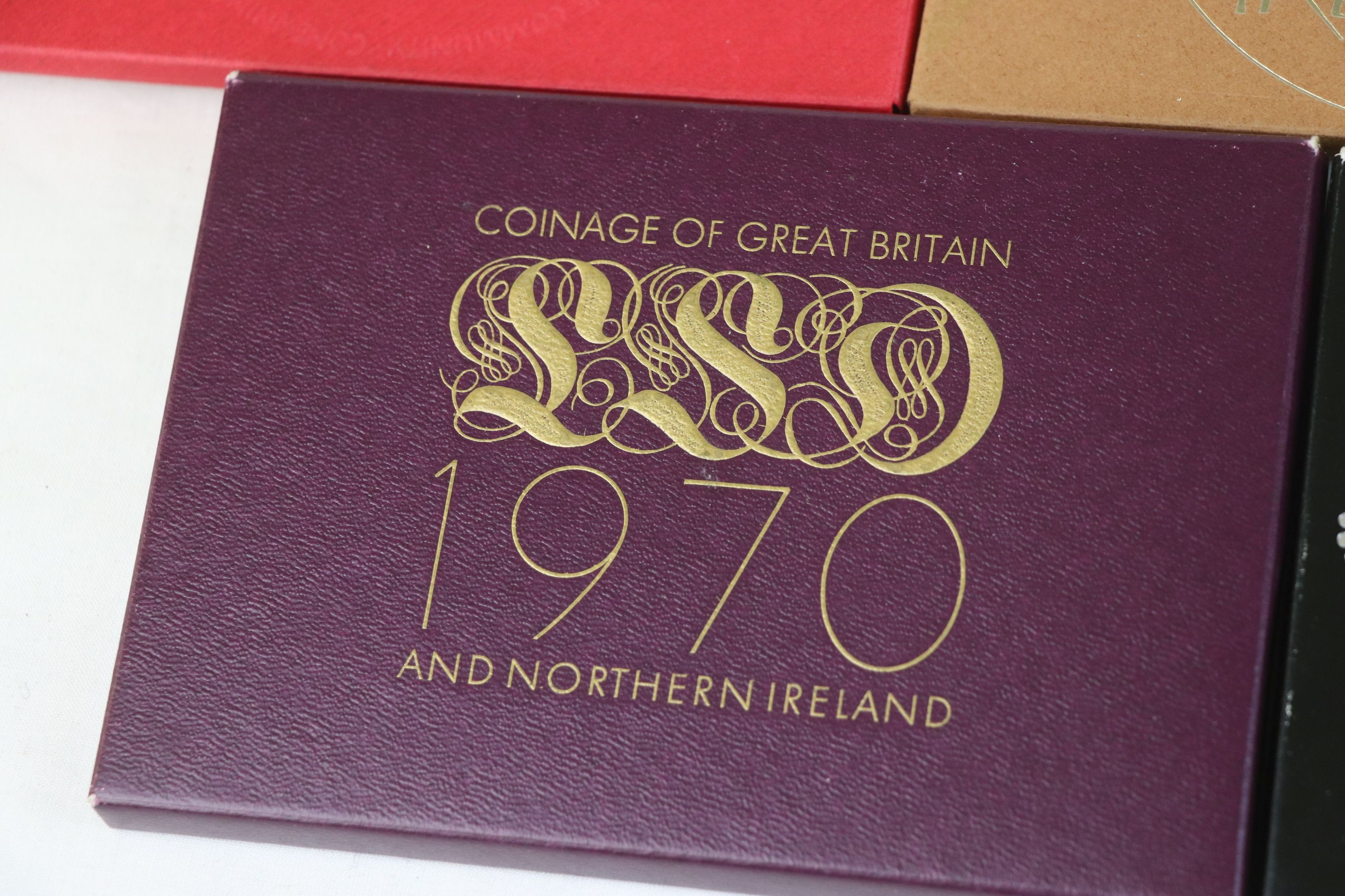 A collection of eleven Royal Mint coinage of Great Britain and Northern Ireland year sets to include - Image 13 of 13