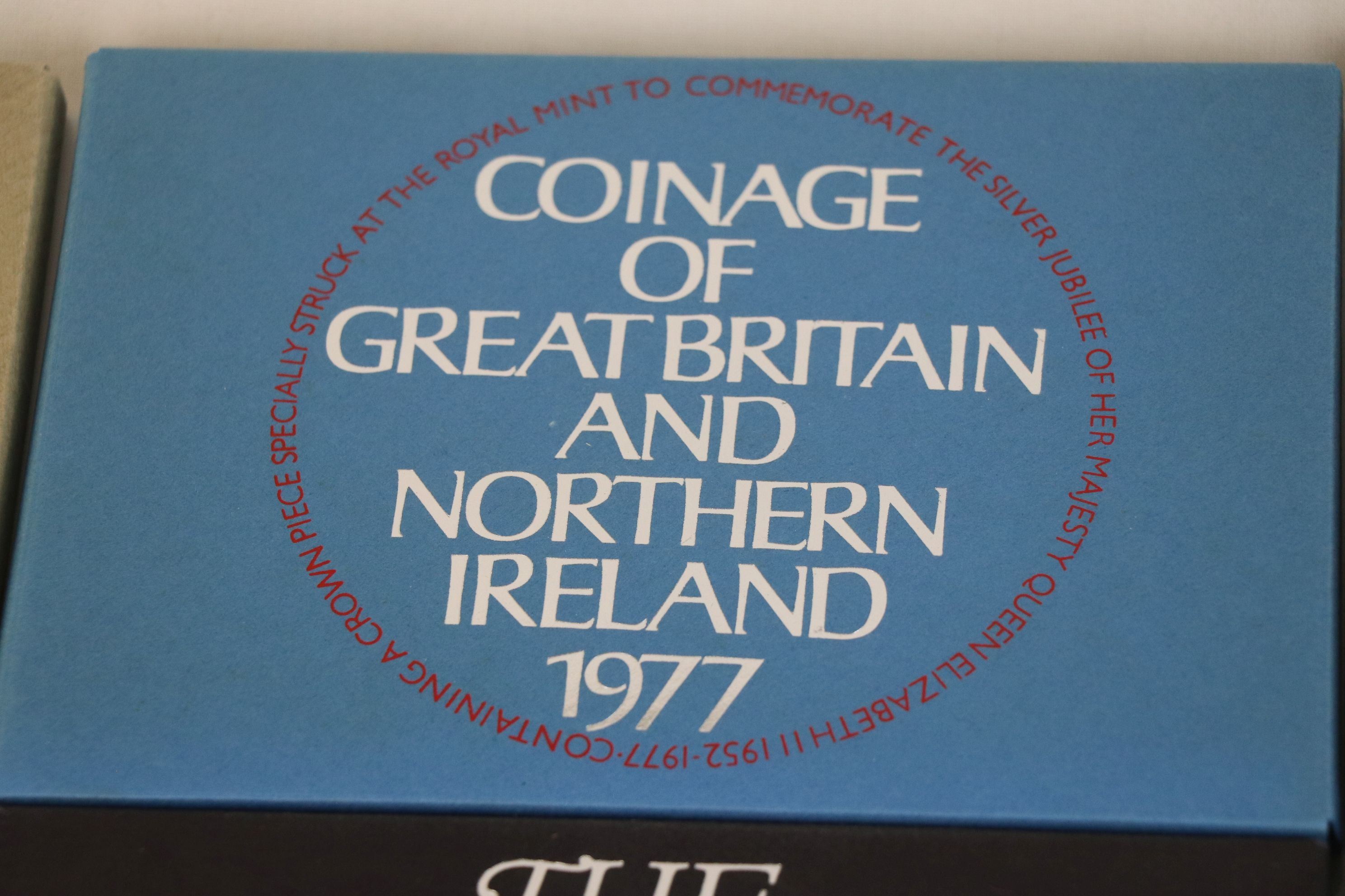 A collection of eleven Royal Mint coinage of Great Britain and Northern Ireland year sets to include - Image 4 of 13