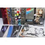 """Vinyl - Approx 21 New Wave Goth LP's including Siouxsie & The Banshees x 12 (including a 12""""),"""
