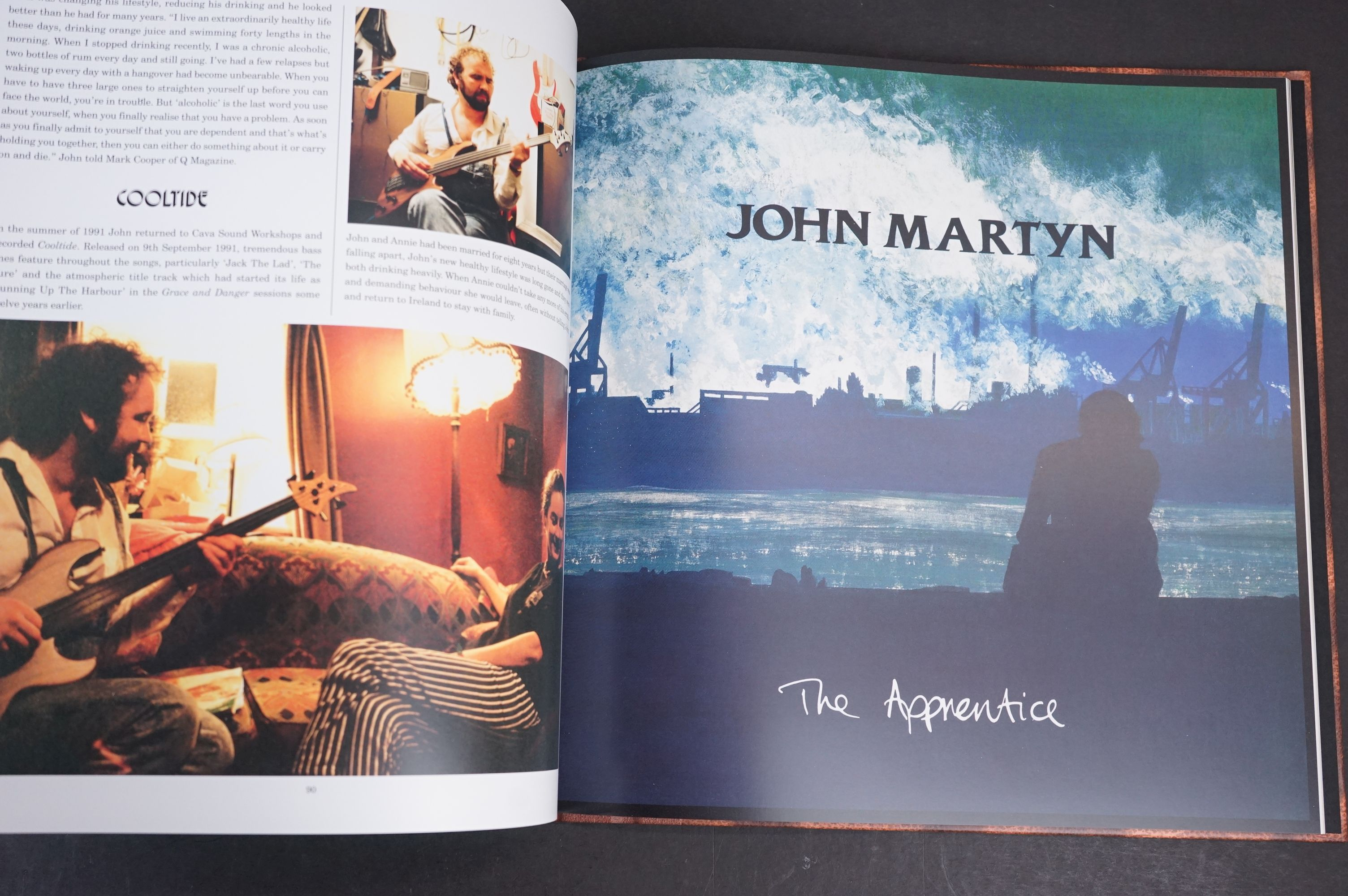 CD / DVD / Vinyl - John Martyn The Island Years 374228-8 complete and ex - Image 4 of 10