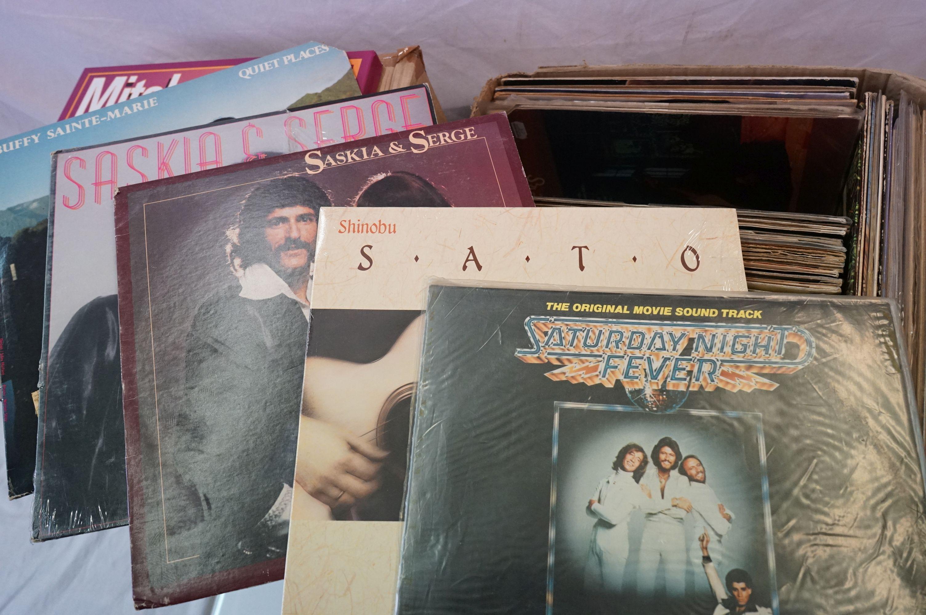 Vinyl - Around 130 LPs and 14 Box Sets to include Charlie Wiseman, Mac Wiseman, Slim Whitman etc ( - Image 3 of 5