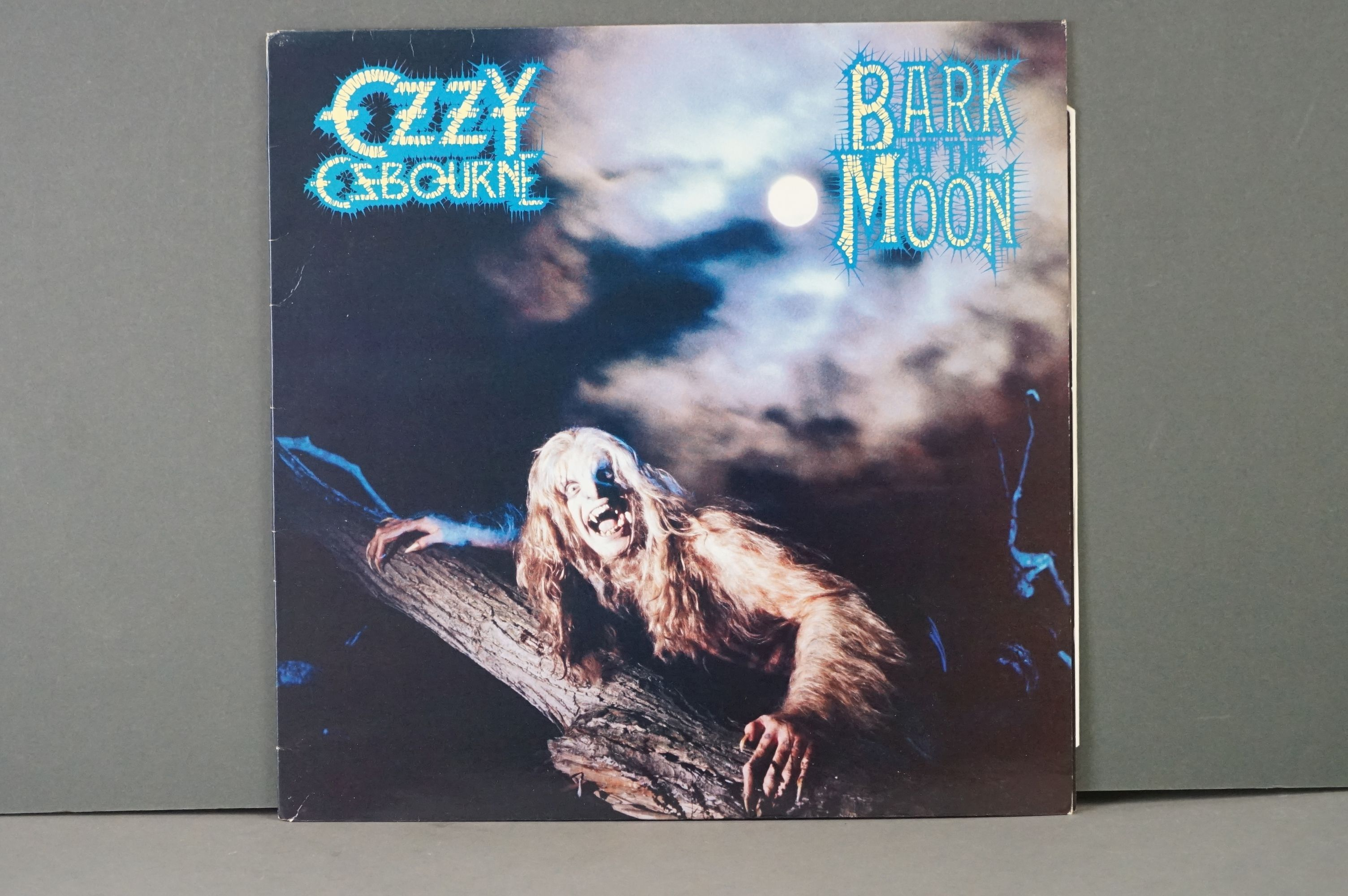 Vinyl - Six Ozzy Osbourne vinyl LP's to include The Ultimate Sin (Epic Records 26404), Live E.P. ( - Image 8 of 8