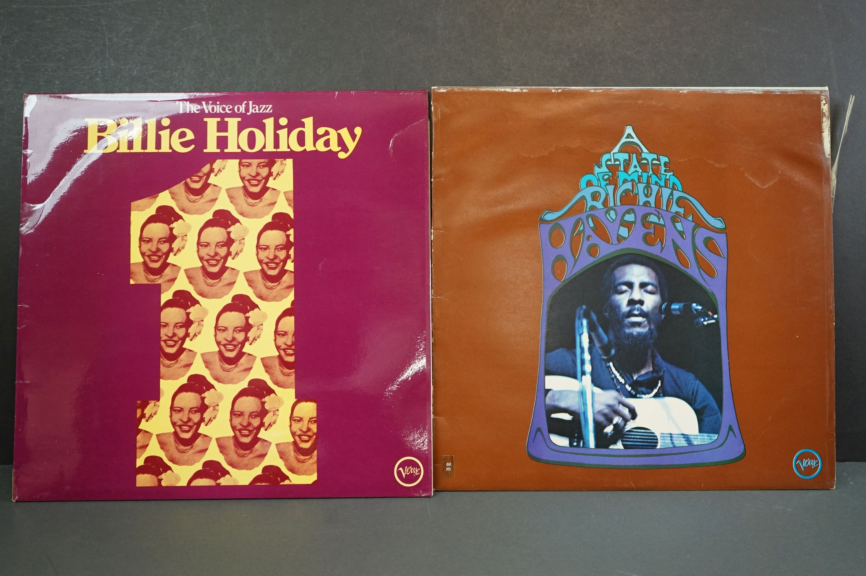 Vinyl - Around 30 Jazz LPs to include Woody Shaw, Ken Collyer, Billie Holiday, Milt Jackson, - Image 17 of 18