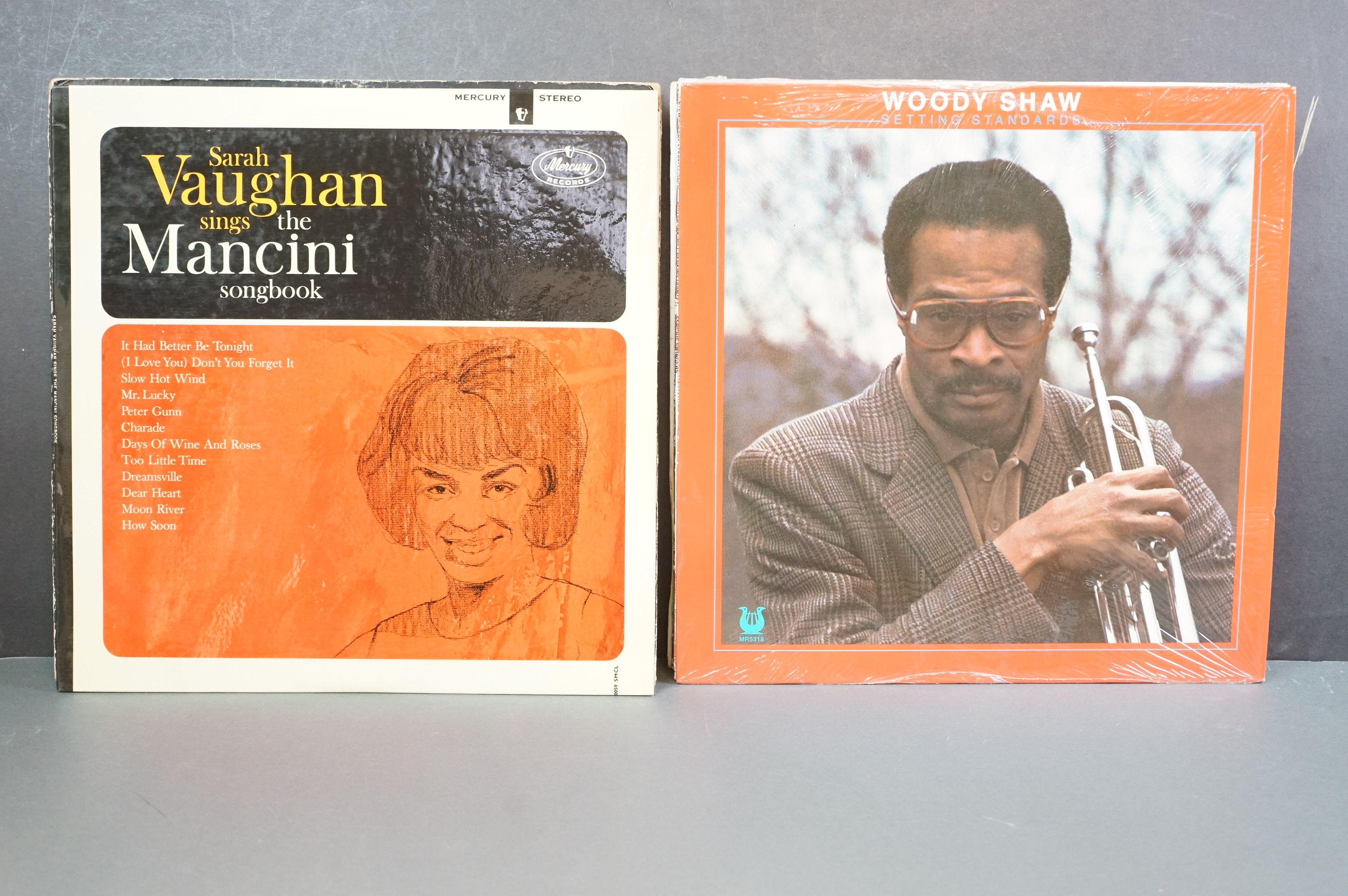 Vinyl - Around 30 Jazz LPs to include Woody Shaw, Ken Collyer, Billie Holiday, Milt Jackson, - Image 15 of 18