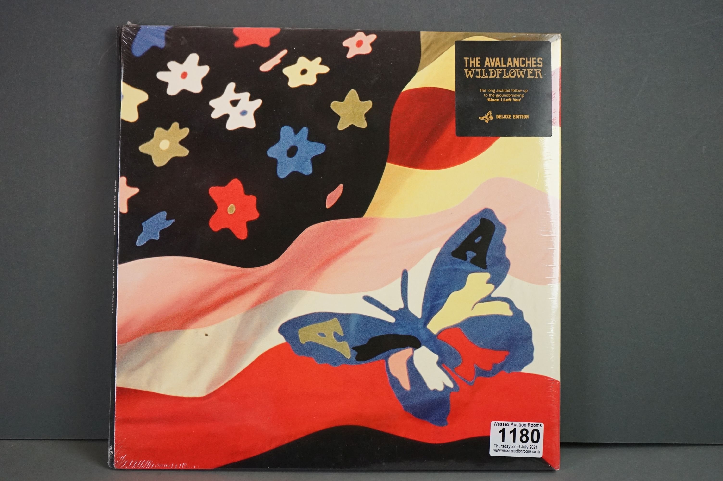 Vinyl - The Avalanches - Wildflower - Deluxe edition Vinyl LP (XL Recordings 634904075507), New &