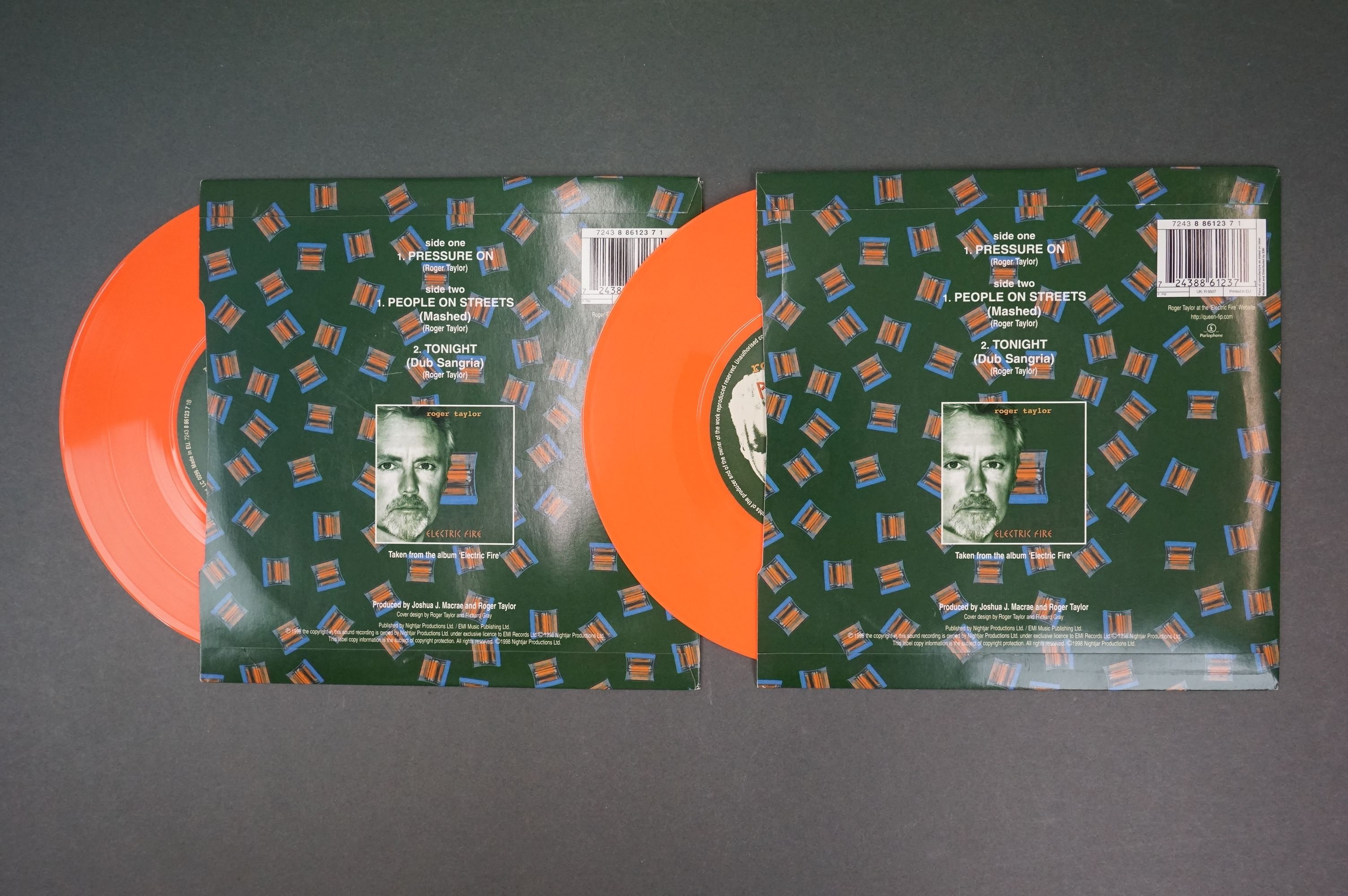 Vinyl - Queen & related collection of 7 inch singles including 12 x No One But You Ltd Edn picture - Image 3 of 11