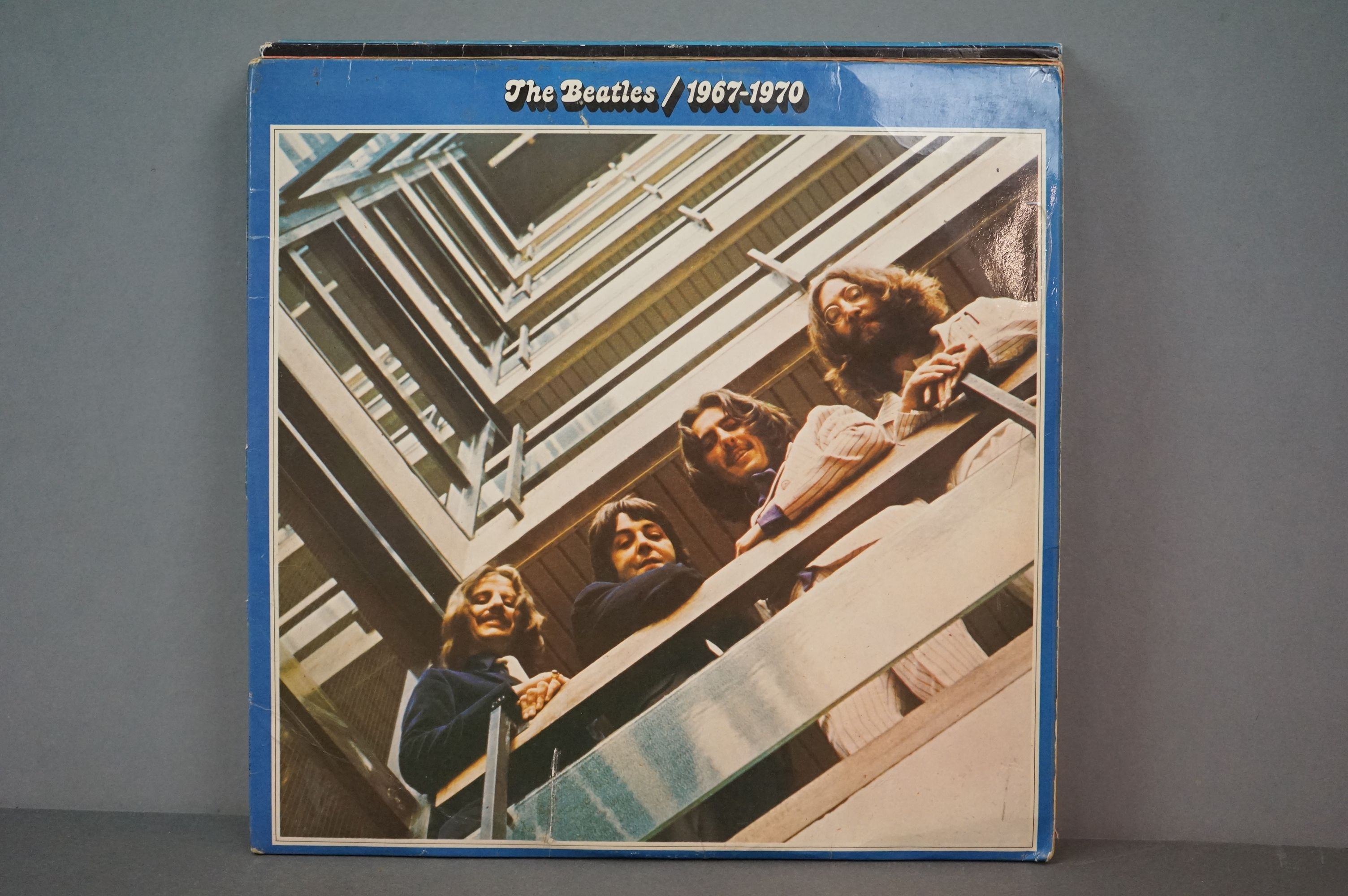 Vinyl - The Beatles and band members LPs to include 1962-1966 and 1967-1970 (black vinyl), Wings - Image 4 of 11