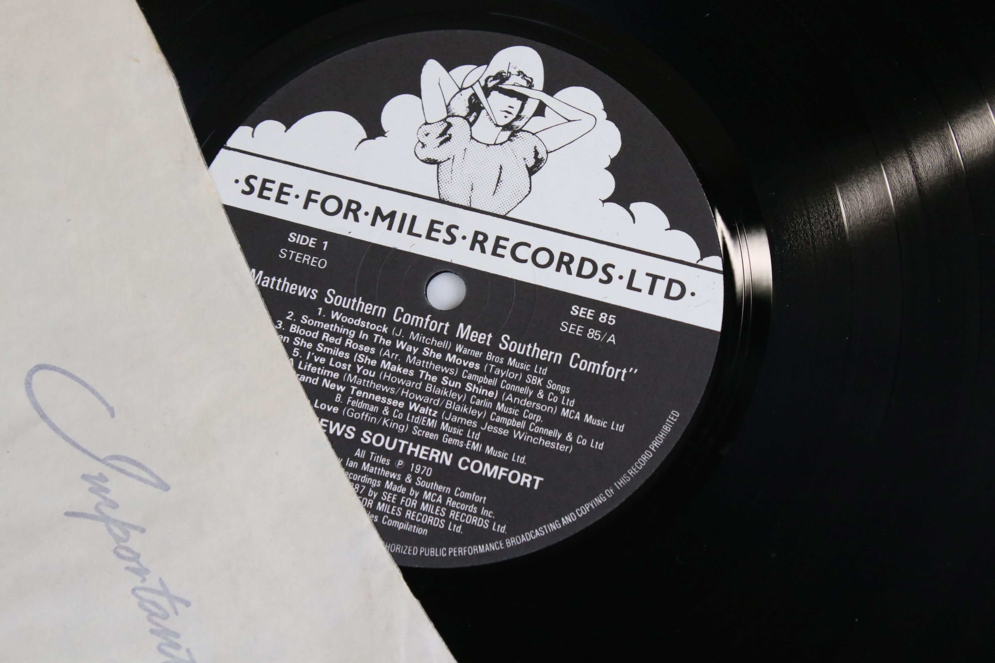 Vinyl - Three LPs on See For Miles Records to include The Hollies EP Collection SEE94, Gerry and the - Image 2 of 5