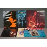 Vinyl - Taste / Rory Gallagher 6 LP's to include Taste (583042) fully laminated sleeve showing