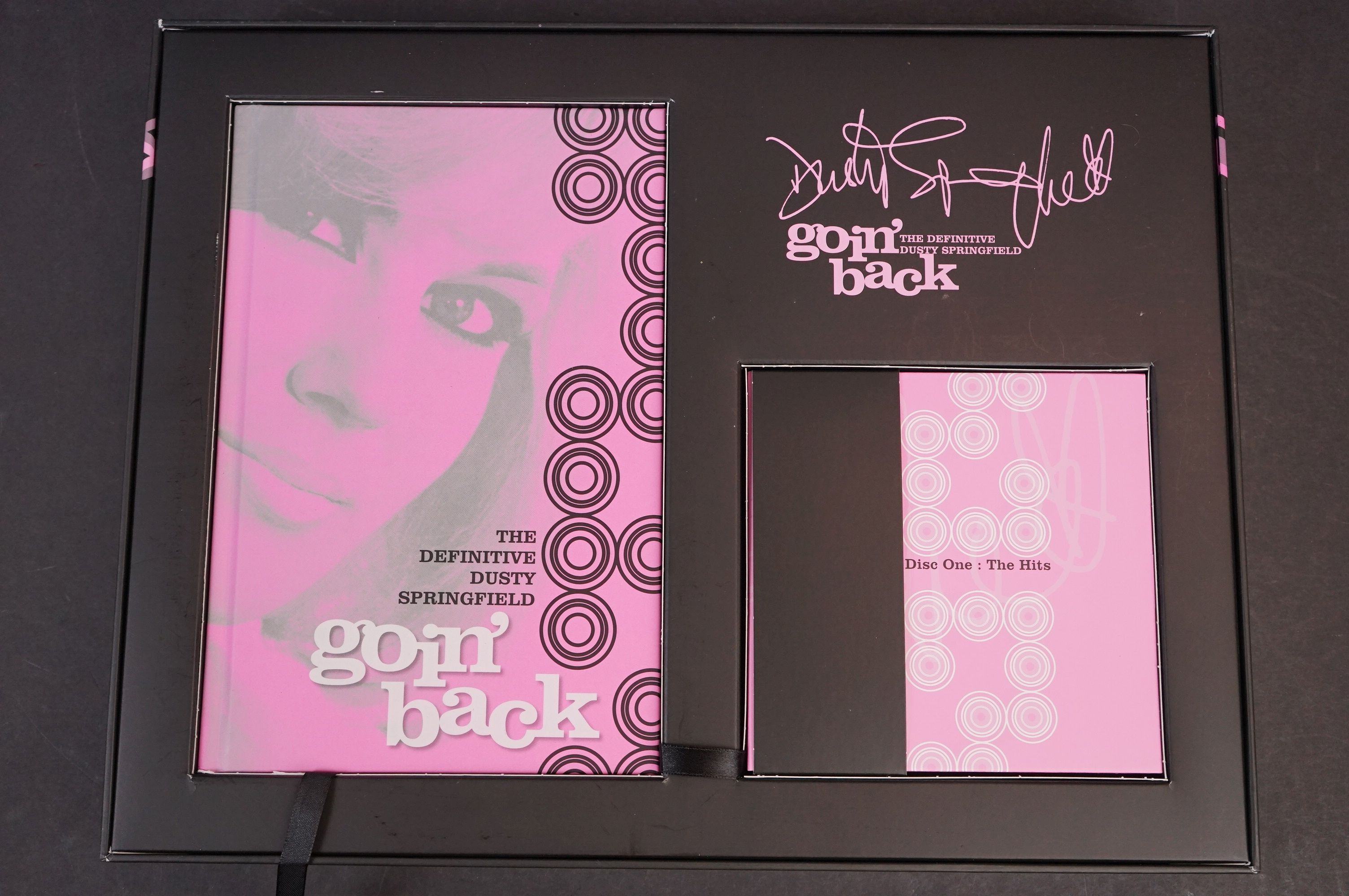CD / DVD - Dusty Springfield Goin' Back The Definitive Box Set, ltd edn number 00128, ex with some - Image 2 of 8