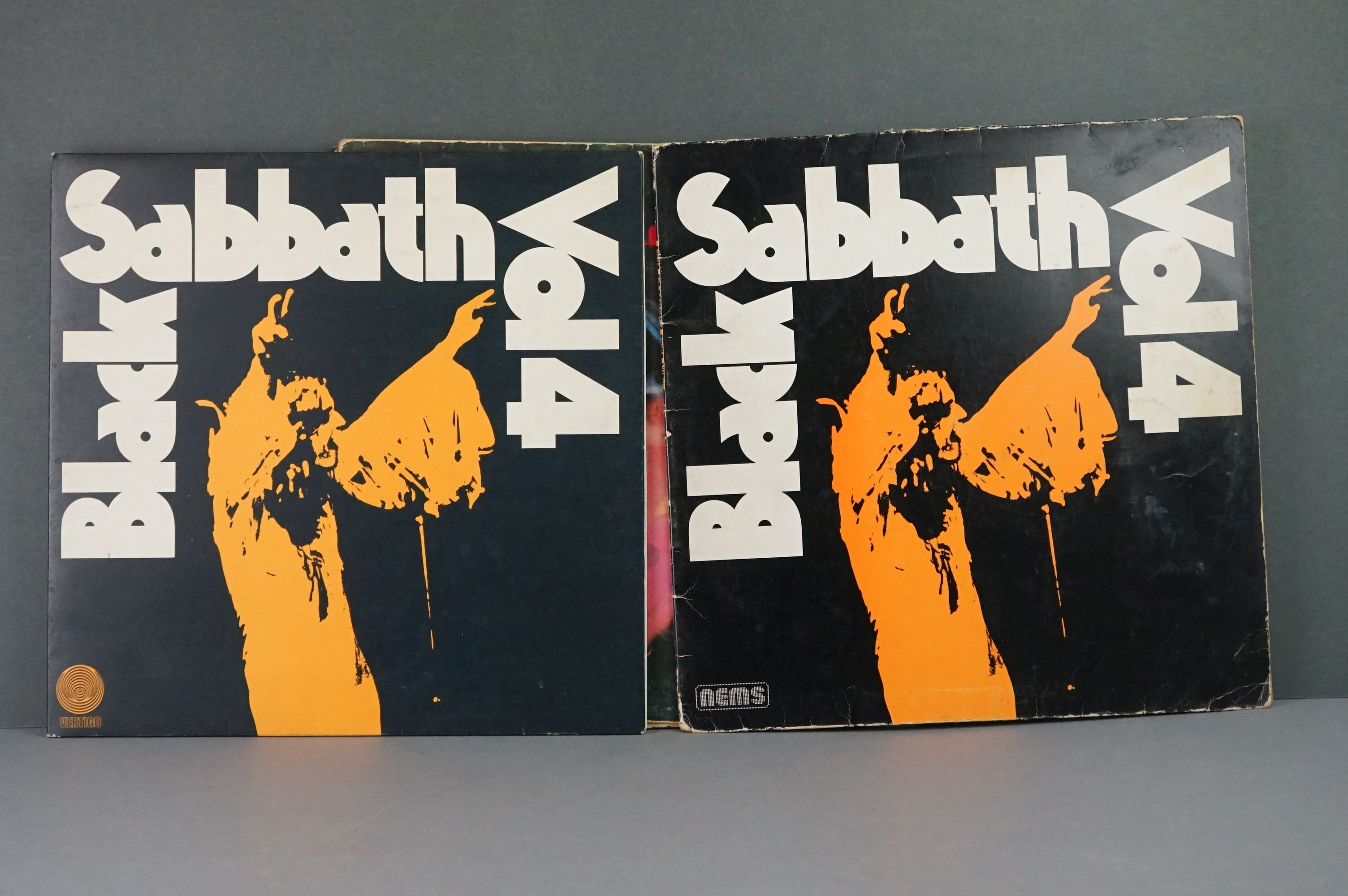 Vinyl - Twelve Black Sabbath vinyl LP's to include Technical Ecstasy (Vertigo Records PRICE 40), - Image 12 of 17