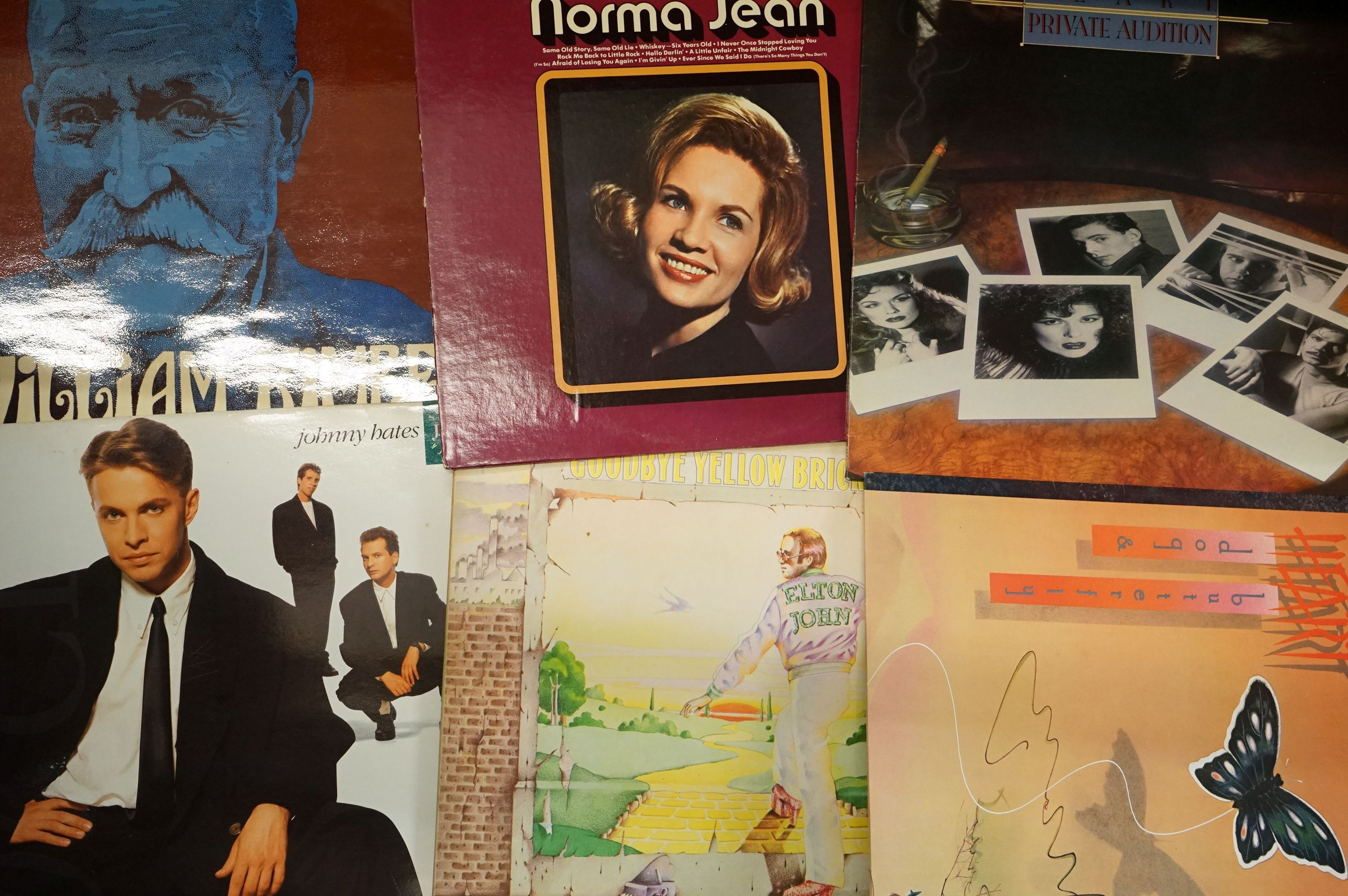 Vinyl - Around 220 LPs to include many Country artists, Elvis Costello, Compilations etc, sleeves - Image 3 of 3