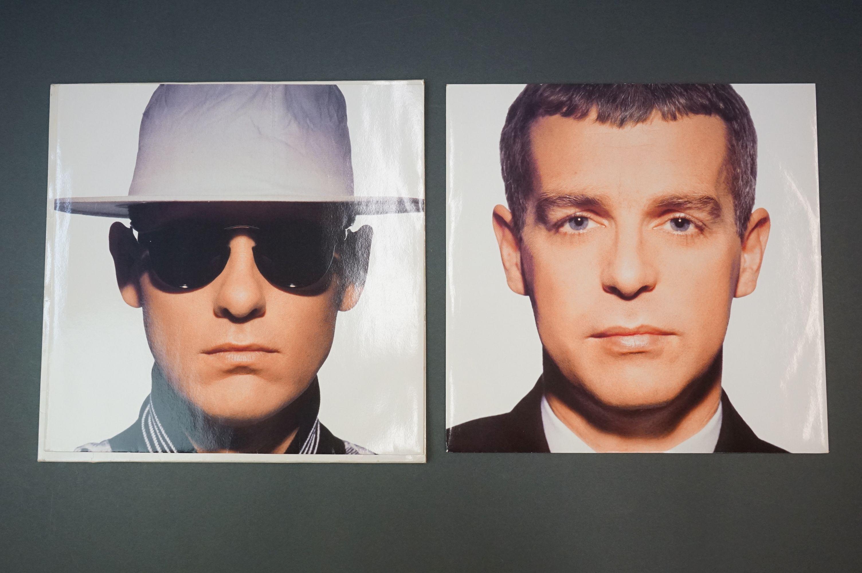 Vinyl - Pet Shop Boys Discography Double Album on Parlophone PMTV3 in sleeves ex, vinyl vg+ - Image 2 of 6